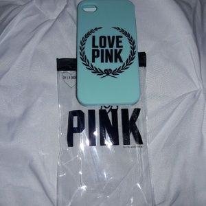 pink by vs iPhone 4/4S phone case